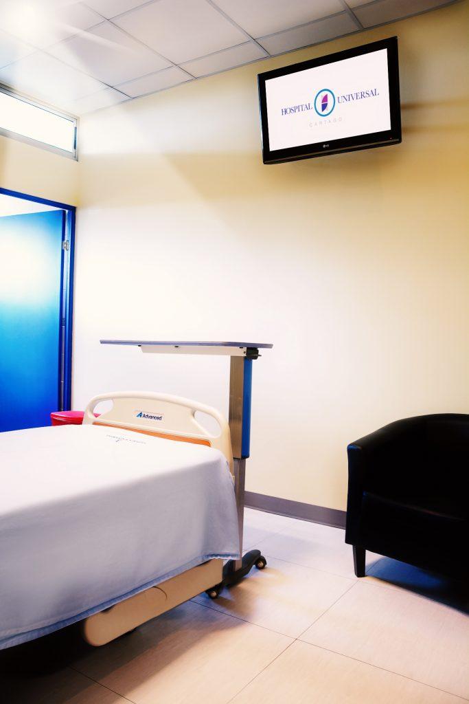 Hospitalización - Hospital Universal